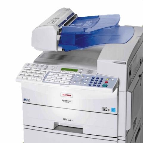 Fax ricoh 4430