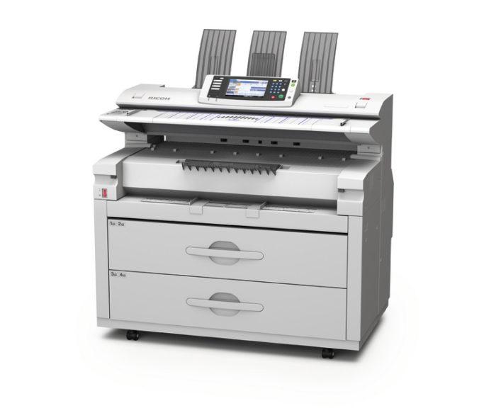 Stampante Aficio™ MP W5100
