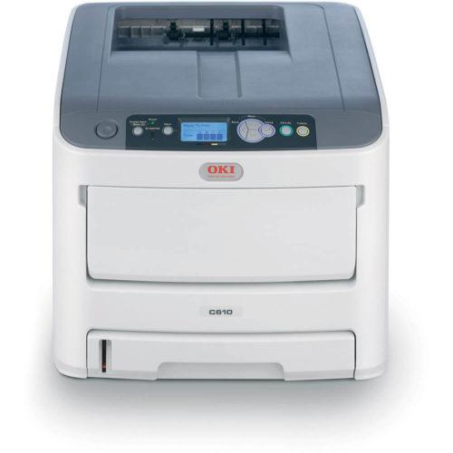 stampante laser oki c610