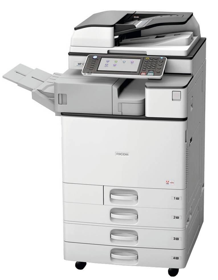 Stampante multifunzione MP C2003SP