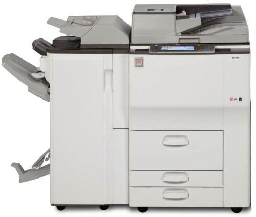 Stampante Multifunzione Aficio™ MP 6002 7502 9002