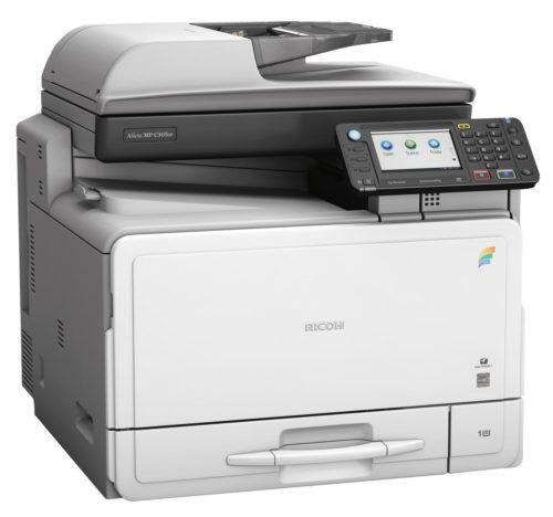 Stampante Multifunzione Aficio™MP C305SPF