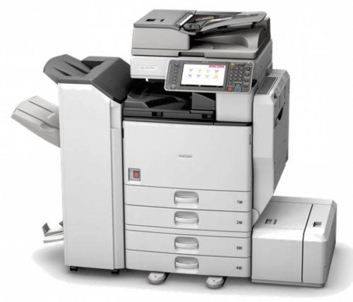 Multifunzione Colore Nashuatec Aficio MP C 3003 SP 3503 SP