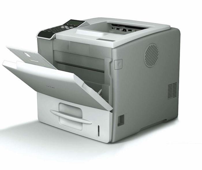 stampante nashuatec aficio sp 5200 dn