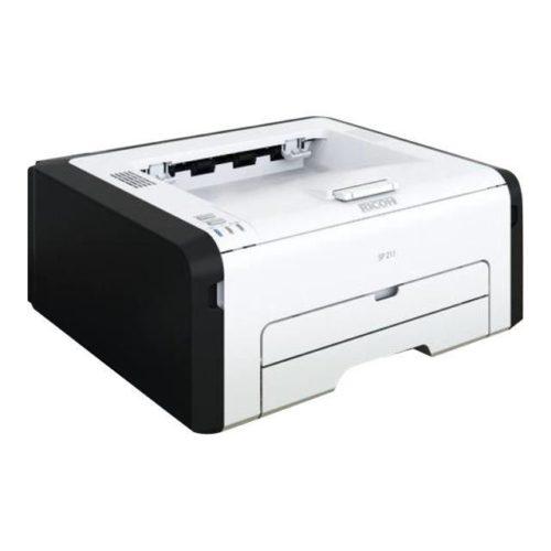 stampante nashuatec laser bianco e nero sp 211