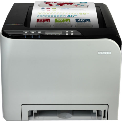 stampante nashuatec laser multfunzione spc250dn