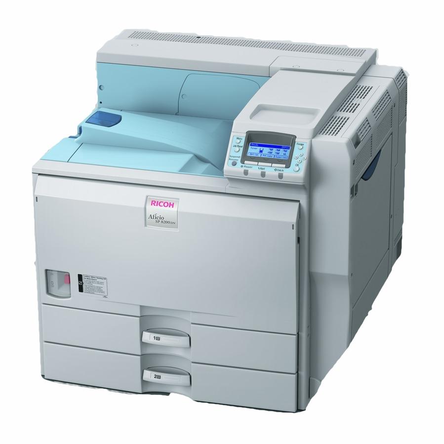stampante ricoh aficio 8200 DN