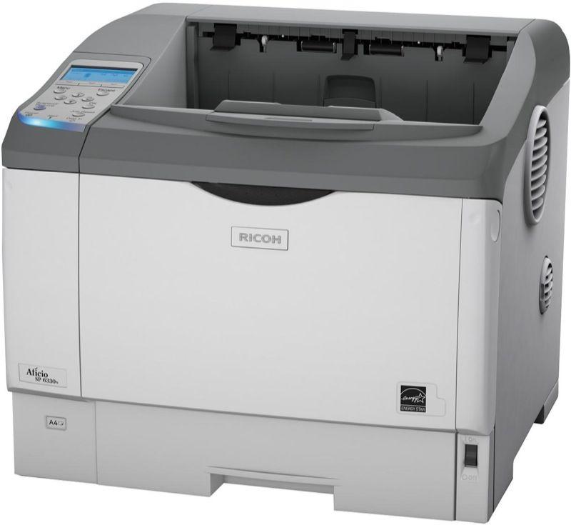 stampante ricoh nashuatec aficio sp6330n