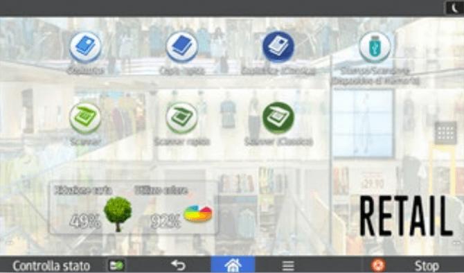 pannello multifunzione personalizzato con logo aziendale