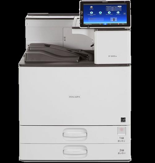stampante bianco nero A3