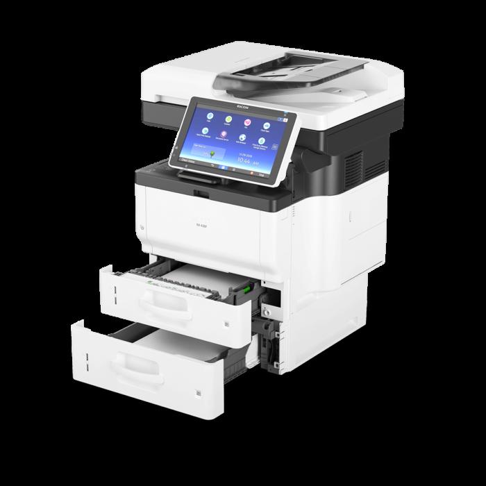 stampante multfinzione monocromatica ricoh IM