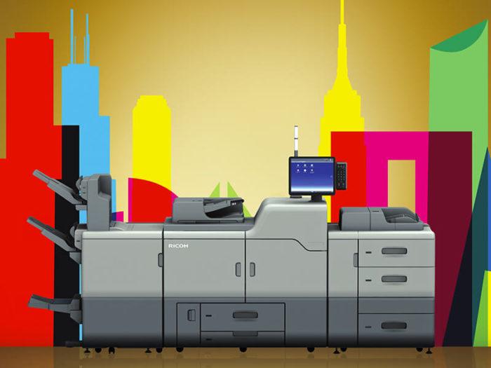 stampante multifunzione ricoh pro c7200