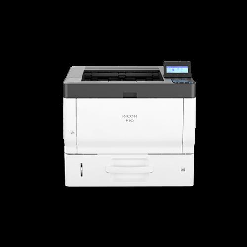 stampante colori ricoh p 302 vista frontale